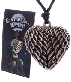 Pendant - Angel Wings Eternal Love Locket