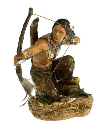 Indian | Bow Hunter