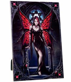Anne Stokes | Art Tile - Aracnafaria, large