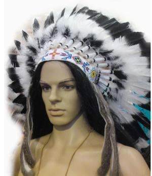 Native American Headdress War Bonnet - Sacred Eagle