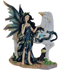 Fairy | Gothic | Unicorn standing