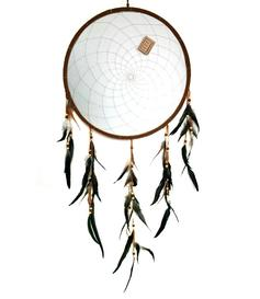 Dreamcatcher Crystals - Tan 42cm