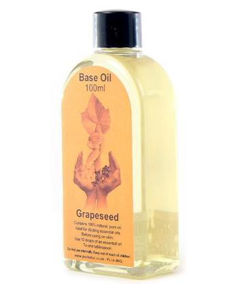 Base Oil | Grapeseed | 100ml