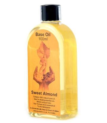 Base Oil | Sweet Almond | 100ml