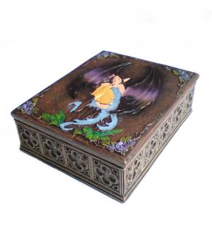Fairy | Tarot / Jewelry Box
