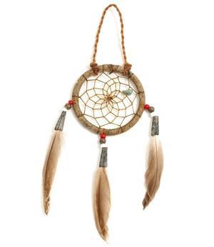 Navajo Dreamcatcher - Antique Finish, 5