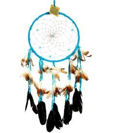 Dreamcatcher Pearls - Turquoise 20cm