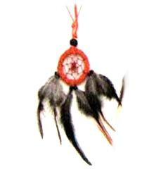 Dreamcatcher Necklace 3cm