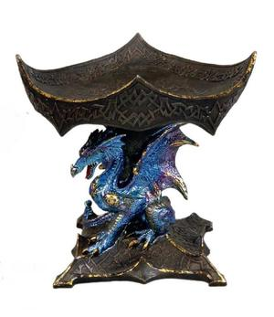 Dragon | Noble | blue - bowl
