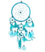 Dreamcatcher Multi 5 - Turquoise 16cm