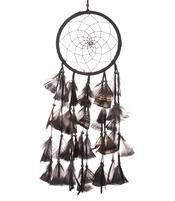 Dreamcatcher Feathers - Black 17cm
