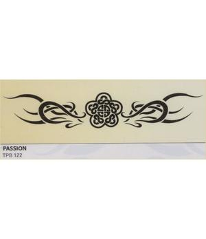 Tribal tattoo | temporary | Passion