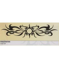 Tribal tattoo | temporary | Firestarter