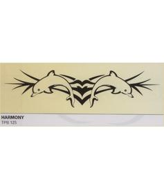 Tribal tattoo | temporary | Harmony