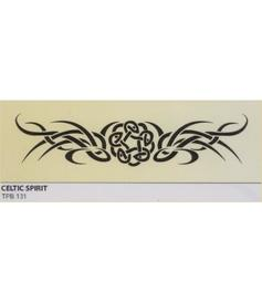 Tribal tattoo | temporary | Celtic Spirit