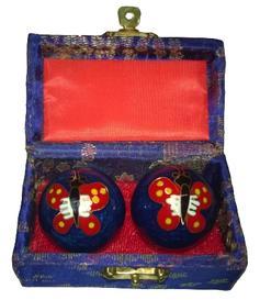Baoding Balls - Butterfly 35mm