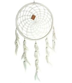 Dreamcatcher - Pure White 42cm