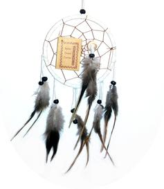 Dreamcatcher | Shell | White 12cm