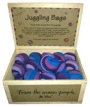 Maya | Juggling Ball / Bag