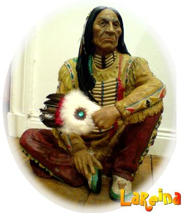 Indian | Talking Feather