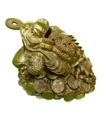 Three-legged Toad | poly - Money Bank